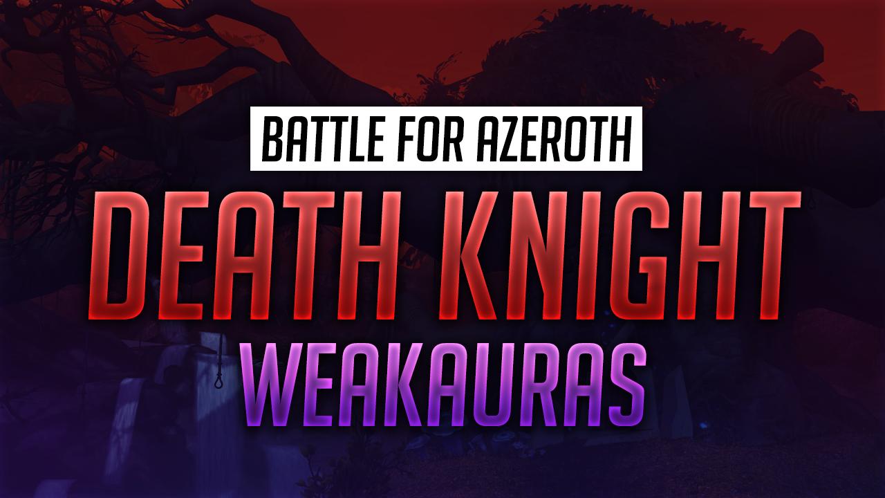 Death Knight WeakAuras for World of Warcraft - Luxthos