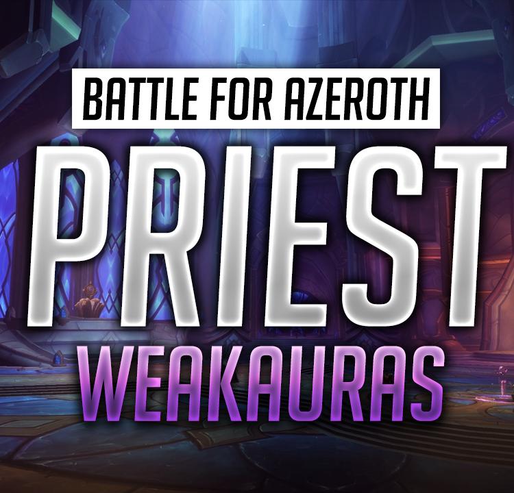 Priest WeakAuras for World of Warcraft - Luxthos