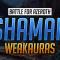 Shaman WeakAuras for World of Warcraft: Battle for Azeroth