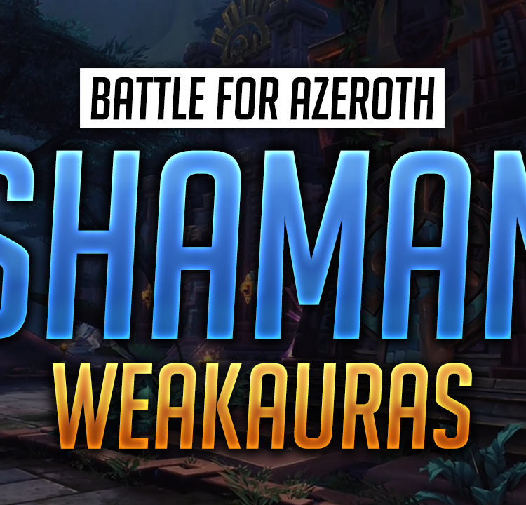 Shaman WeakAuras for World of Warcraft - Luxthos