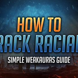 Learn WeakAuras – How to Track Racials with WeakAuras