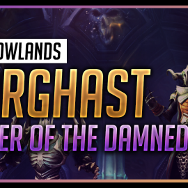 Torghast, Tower of the Damned Gameplay in World of Warcraft: Shadowlands