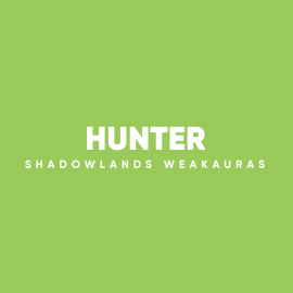 Hunter WeakAuras for World of Warcraft: Shadowlands