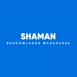 Shaman WeakAuras for World of Warcraft: Shadowlands