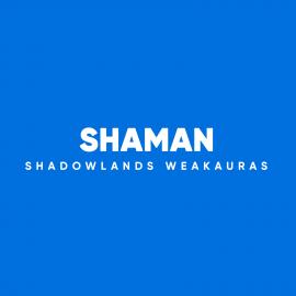 Shaman WeakAuras for World of Warcraft: Shadowlands