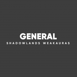 General WeakAuras for World of Warcraft: Shadowlands