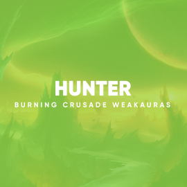 Hunter WeakAuras for World of Warcraft: The Burning Crusade